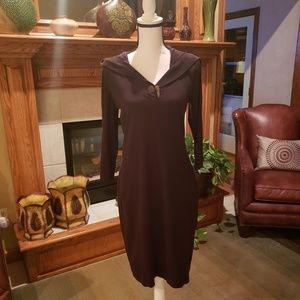 Ralph Lauren Hooded Dress